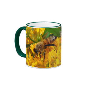 Twin Bees ~ mug