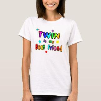Twin Best Friend T-Shirt