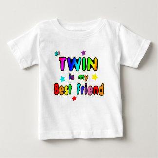 Twin Best Friend Tee Shirt