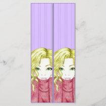 Twin bookmarks