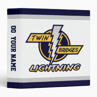"Twin Bridges 1.5"" Binder"