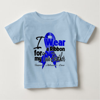 Twin Brother - Colon Cancer Ribbon T Shirts