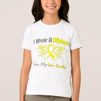 Twin Brother - I Wear A Yellow Ribbon Military Sup T-Shirt