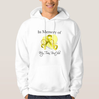 Twin Brother - In Memory of Military Tribute Hoodie