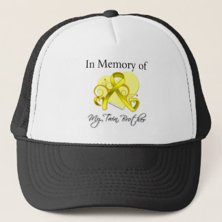 Twin Brother - In Memory of Military Tribute Trucker Hat