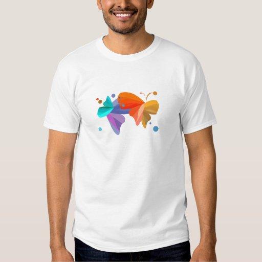 Twin Butterflies T-shirt
