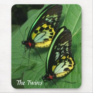 Twin Butterfly Mousepad