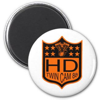 Twin Cam 88 Shield Magnet