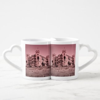 Twin Castle Mugs