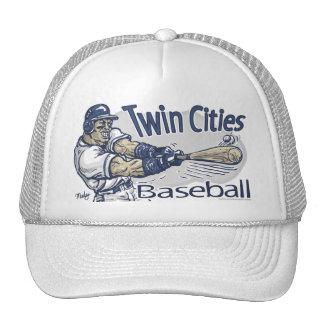 Twin Cities Baseball Hat