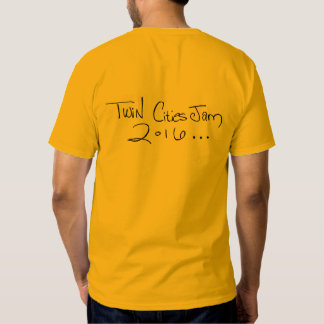 TWiN CiTiES JAM - 2016 - T-Shirt