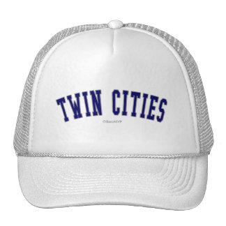 Twin Cities Trucker Hat