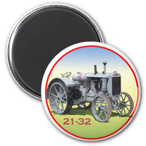 Twin City 21-32 2 Inch Round Magnet