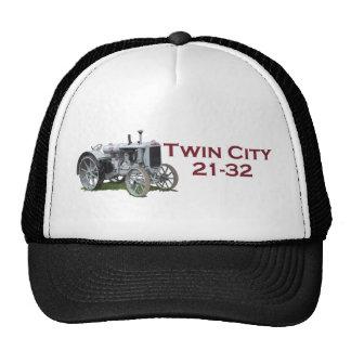 Twin City 21-32 Trucker Hat