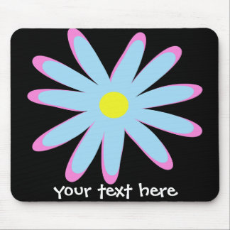 twin color fun mouse pad