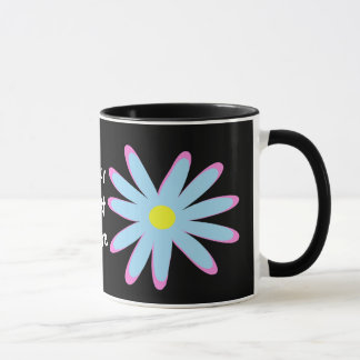 twin color fun mug