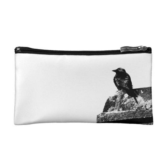 twin crows cosmetic bag