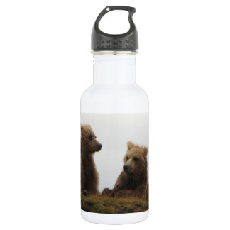 Twin Cubbs Free From MoM Stainless Steel Water Bottle