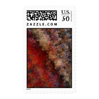 """""""Twin Divide"""" Postage Stamp"""