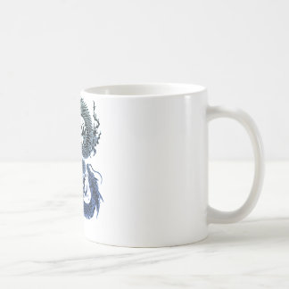Twin-dragon (B) Coffee Mug