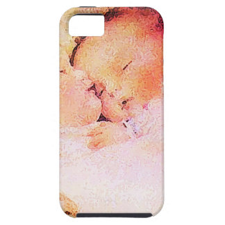 TWIN DREAMING.jpg iPhone 5 Cases