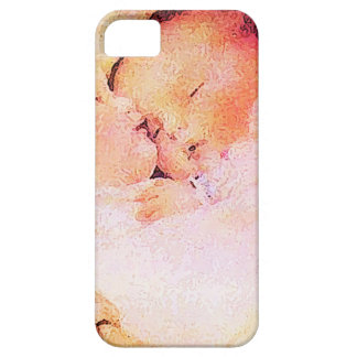 TWIN DREAMING.jpg iPhone SE/5/5s Case