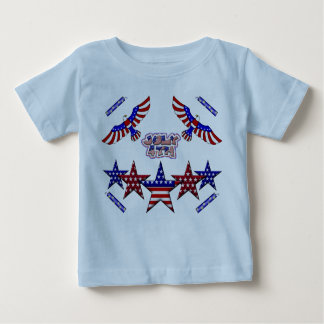 Twin Eagles Baby T-Shirt