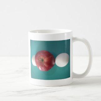 Twin Egg red apple for a pie.JPG Coffee Mug