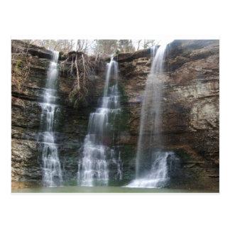Twin Falls Arkansas Postcard