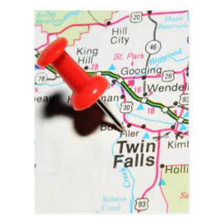 Twin Falls, Idaho Postcard