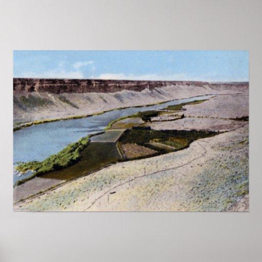 Twin Falls Idaho Snake River Posters
