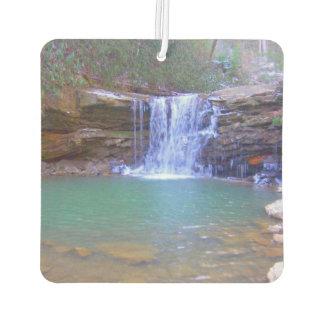 Twin Falls Lower Waterfall Car Air Freshener