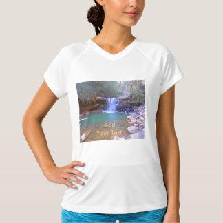 Twin Falls Lower Waterfall T Shirt