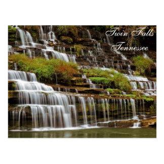 Twin Falls TN  Postcard