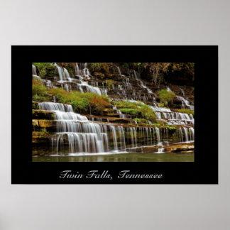 Twin Falls TN Print