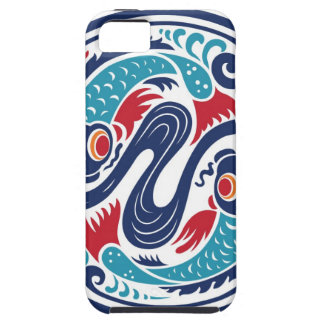 Twin Fish iPhone SE/5/5s Case