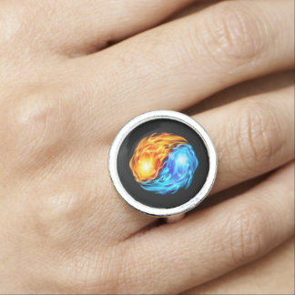 Twin Flames Ring
