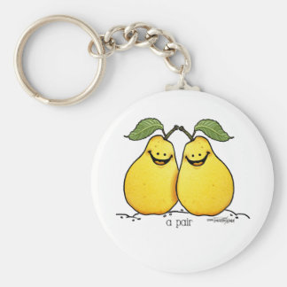 Twin fruits - Perfect Pair Keychain