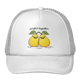 Twin fruits - Perfect Pair Trucker Hat