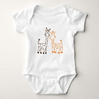 Twin Giraffes T-shirt