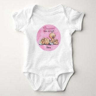 Twin Girls - Princesses T-shirt
