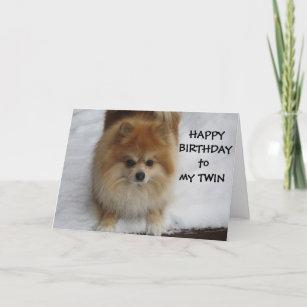 Say Happy Birthday Twins Gifts On Zazzle
