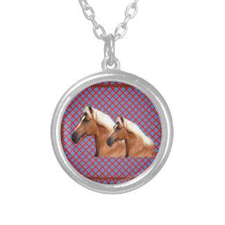TWIN Horse : Stallion Pendant