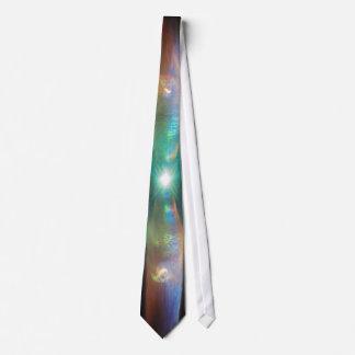 Twin Jet Nebula Necktie