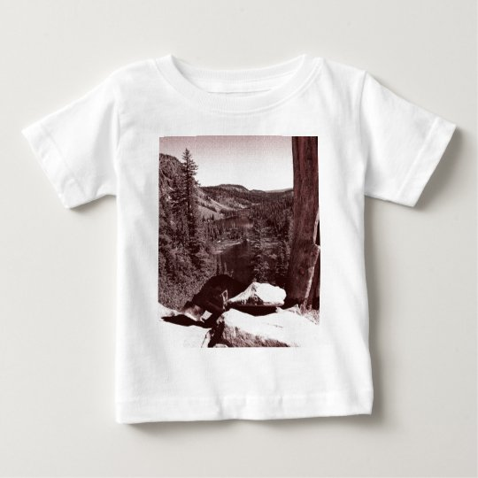 Twin Lakes Baby T-Shirt