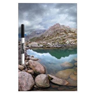 Twin Lakes - Chicago Basin - Colorado Dry-Erase Board