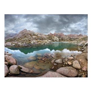 Twin Lakes - Chicago Basin - Colorado Postcard