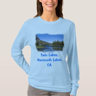 Twin Lakes in Mammoth Lakes Basin T-Shirt