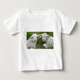 Twin Lamb Baby Animal Thinking Of You Shirts