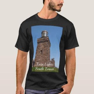 Twin Lights Dark Shirt